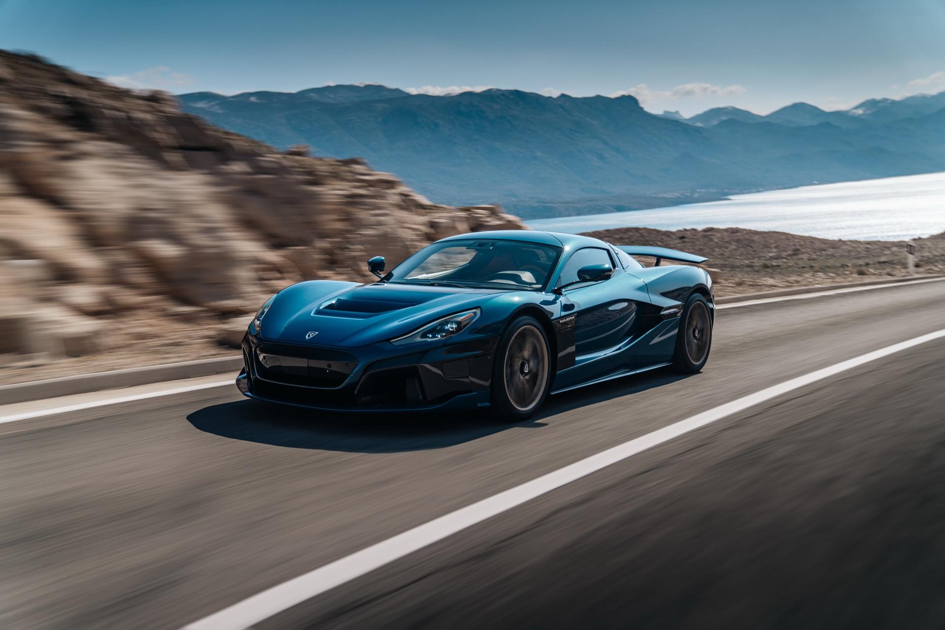 Официјално: Rimac Nevera – хиперавтомобил кој до стотка стигнува за само 1,85 секунди / ФОТО+ВИДЕО