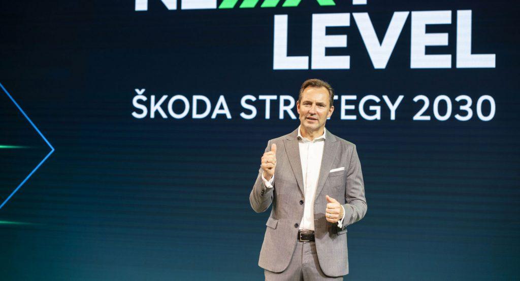 Škoda ја претстави новата, особено амбициозна стратегија