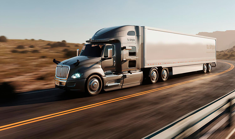 Автономен камион натоварен со лубеници поминал 1528 километри и за десет часа побрзо отколку со возач!