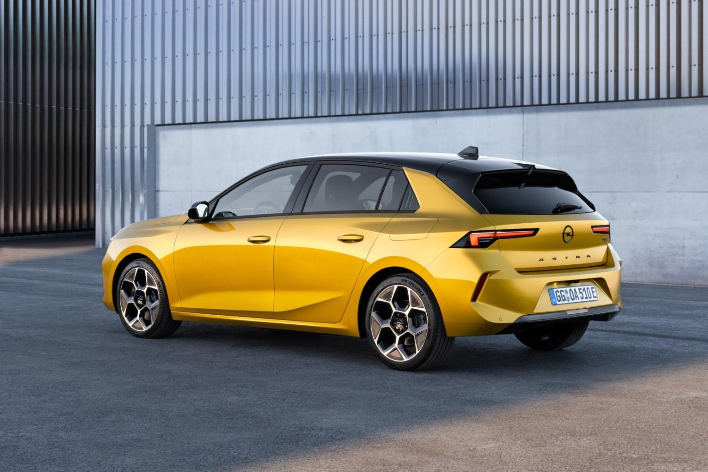 Официјалната премиера на Opel Astra закажана за 1 септември