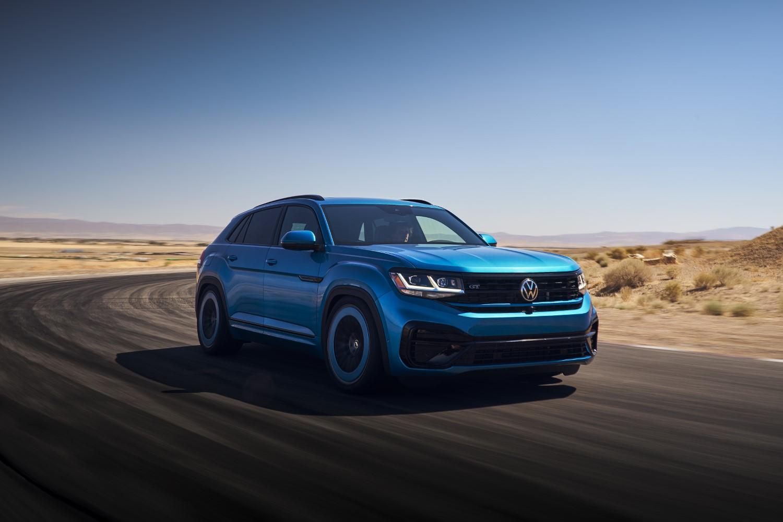 Спортски стил и над 300 КС: Премиера за VW Atlas Cross Sport GT Concept / ФОТО