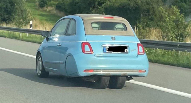 На патиштата во Германија има се повеќе вакви возила. Причината е генијална! / ФОТО+ВИДЕО