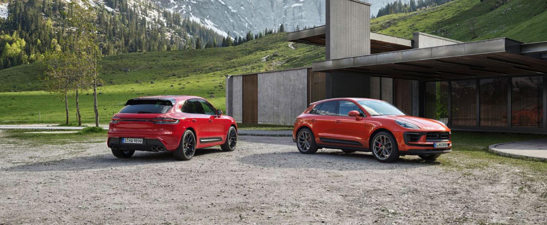 Повеќе моќ и поспортски изглед за рестилизираниот Porsche Macan / ФОТО+ВИДЕО
