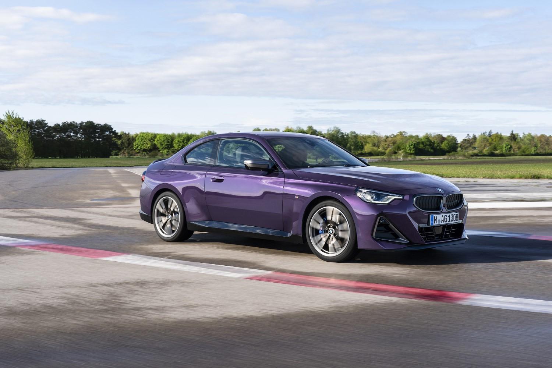 Време е за новата BMW Серија 2 Coupe / ФОТО+ВИДЕО