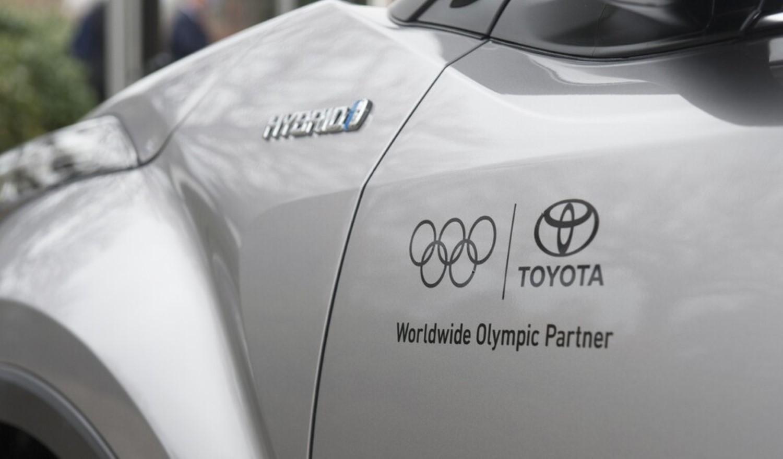 Toyota проценила дека понатамошното поврзување со Олимписките игри ќе и донесе лош имиџ