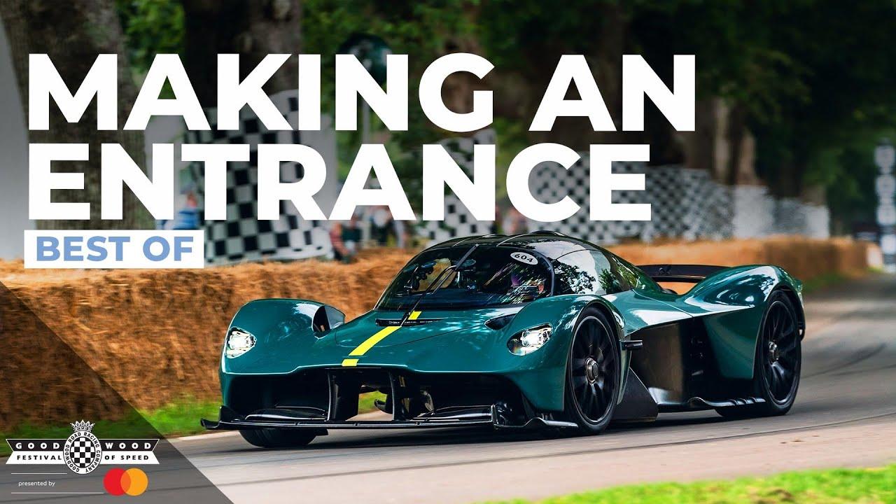 Најважните презентации на Goodwood Festival of Speed 2021 / ВИДЕО
