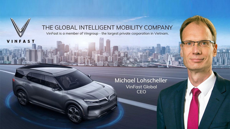 Михаел Лошелер на чело на виетнамската компанија VinFast