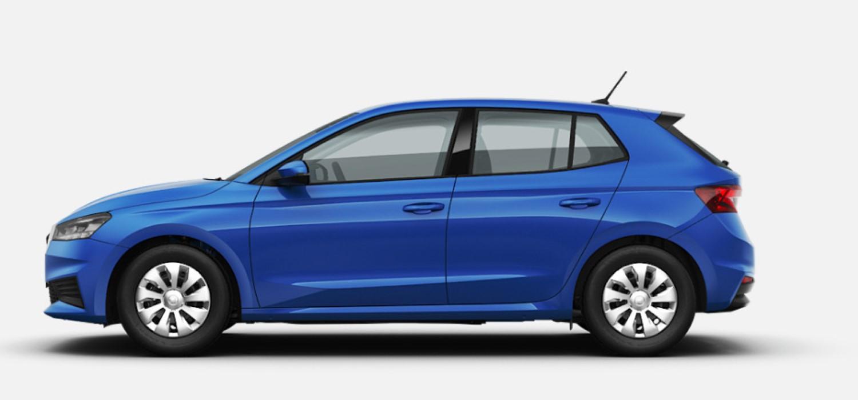Вака изгледа новата Škoda Fabia во основната верзија / ФОТО