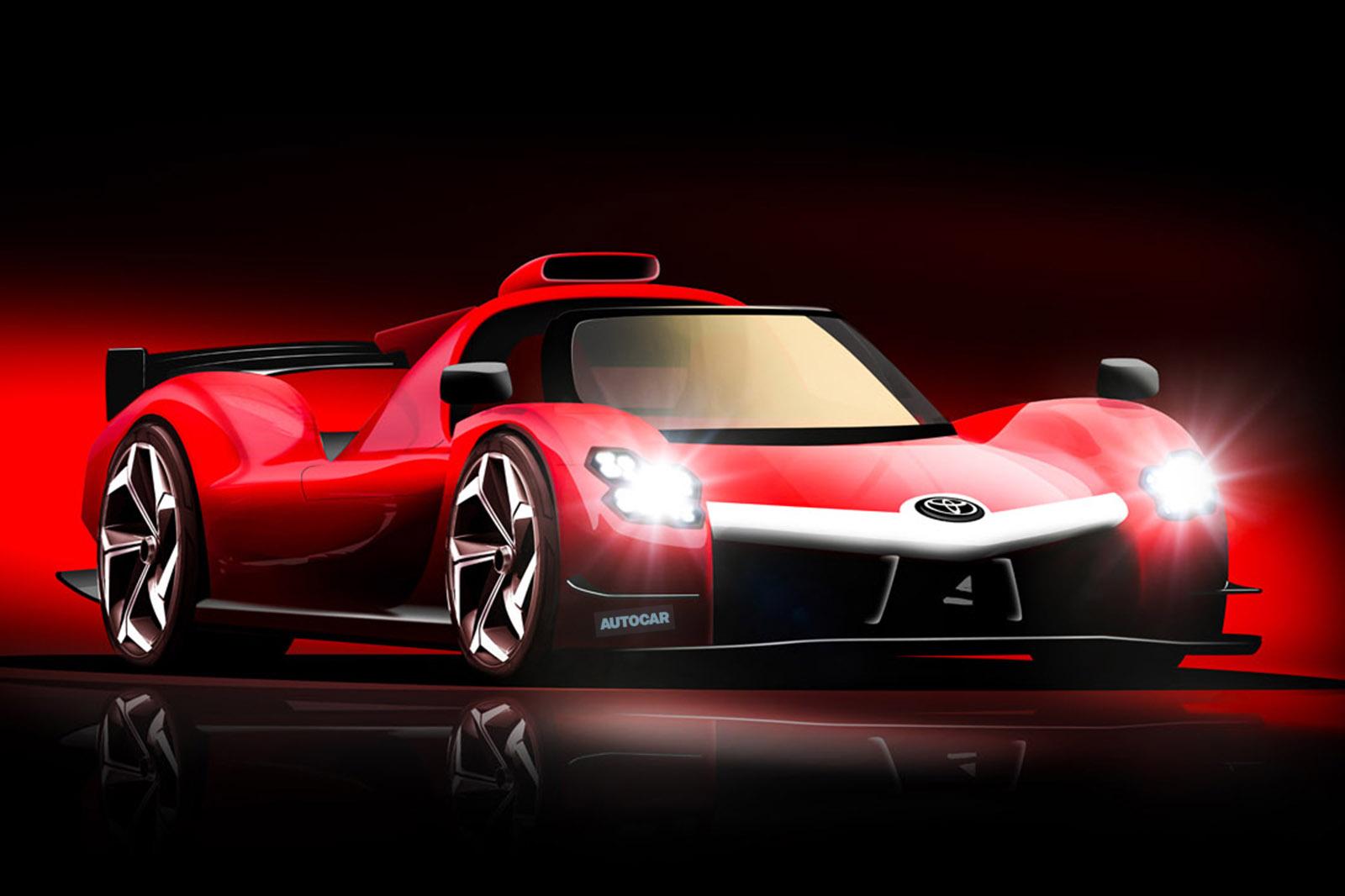 Стопиран развојот на хиперавтомобилот Toyota GR Super Sport?!