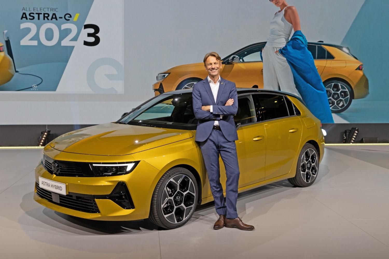 Официјална премиера на Opel Astra од шеста генерација / ФОТО+ВИДЕО