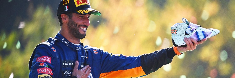 Рикиардо го прекина победничкиот пост. Норис втор за голема еден-два победа на McLaren на Монца / ФОТО+ВИДЕО
