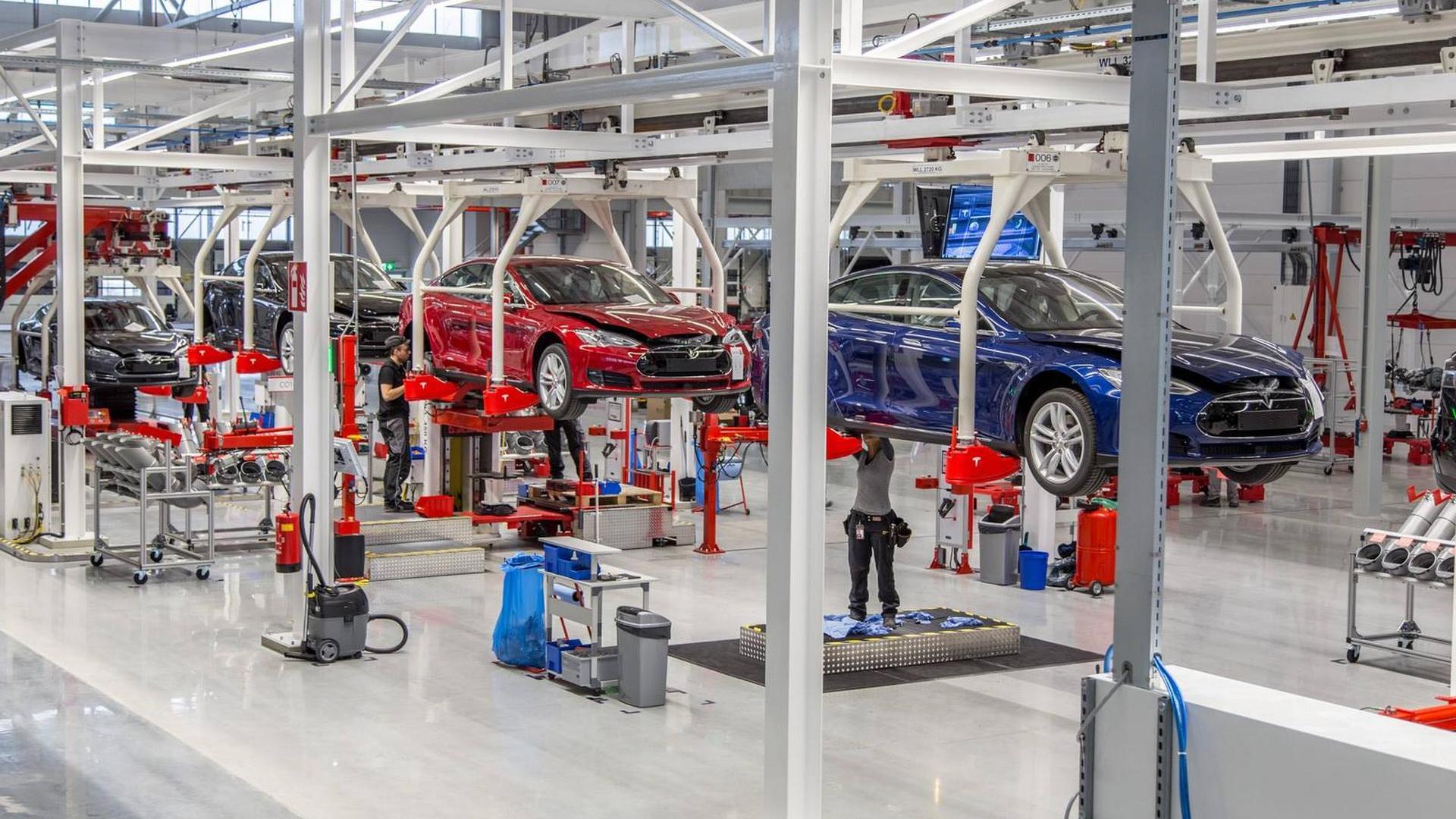 Првата фабрика на Tesla во Русија ќе се гради во московскиот регион