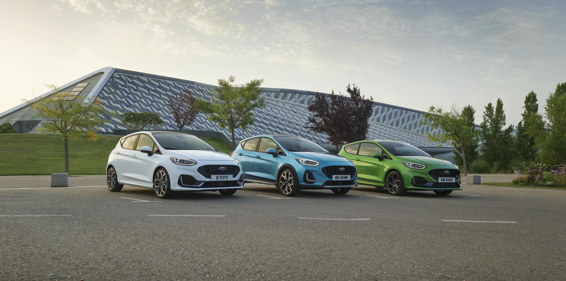 Премиера за рестилизираната Ford Fiesta / ФОТО+ВИДЕО