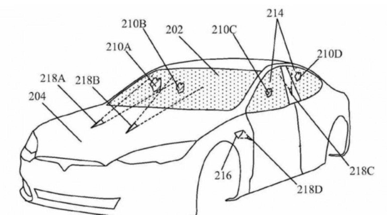 Tesla патентиралa систем на ласерски брисачи
