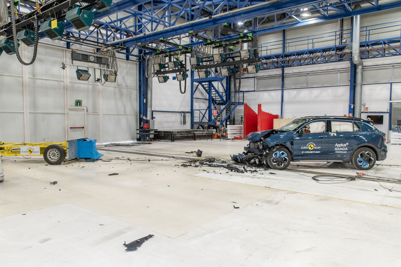 """Euro NCAP тестираше шест нови возила. """"Кинезите"""" пријатно изненадување! / ВИДЕО"""