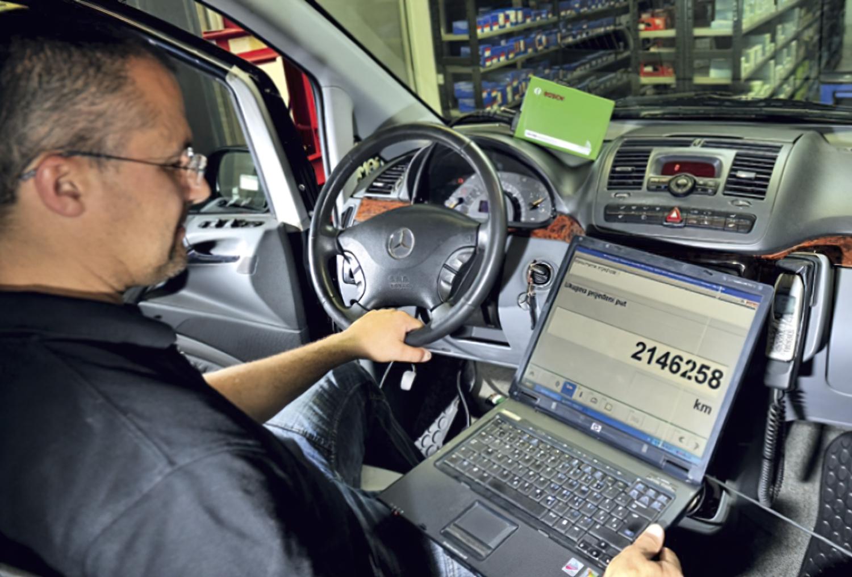 Дали е можно точно да се провери километражата на користен автомобил?!