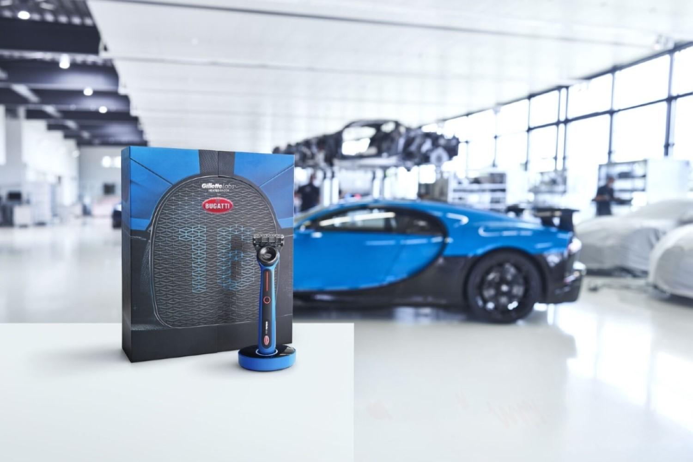 """""""Пристигна"""" првиот електричен Bugatti"""
