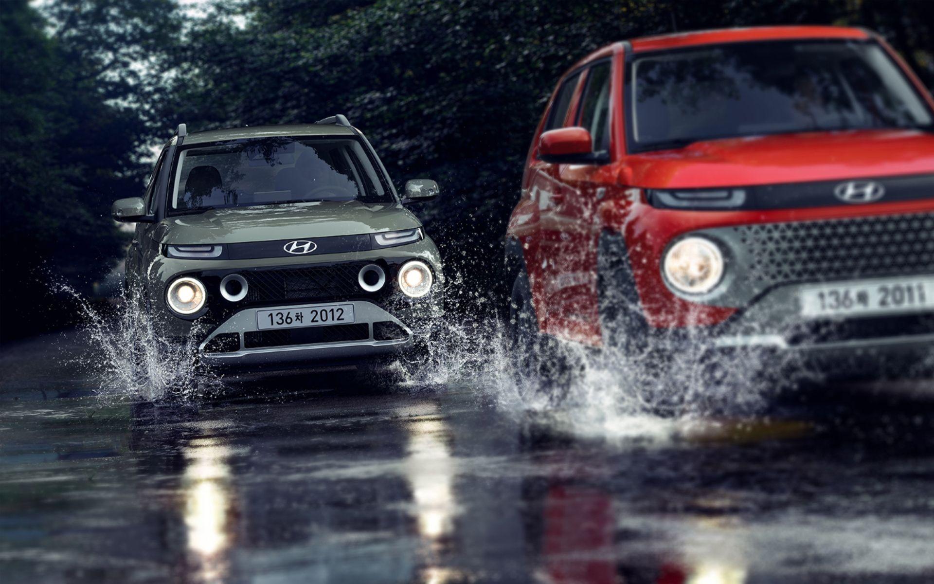 Hyundai ги откри сите информации за малиот Casper / ФОТО