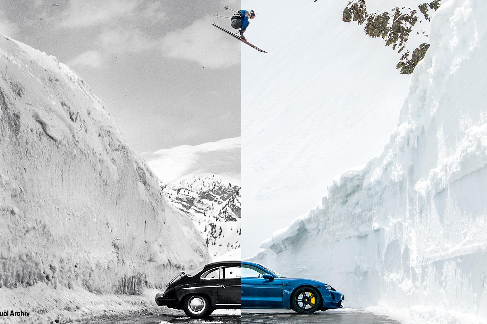 Porsche рекреираше легендарна фотографија од 1963 година
