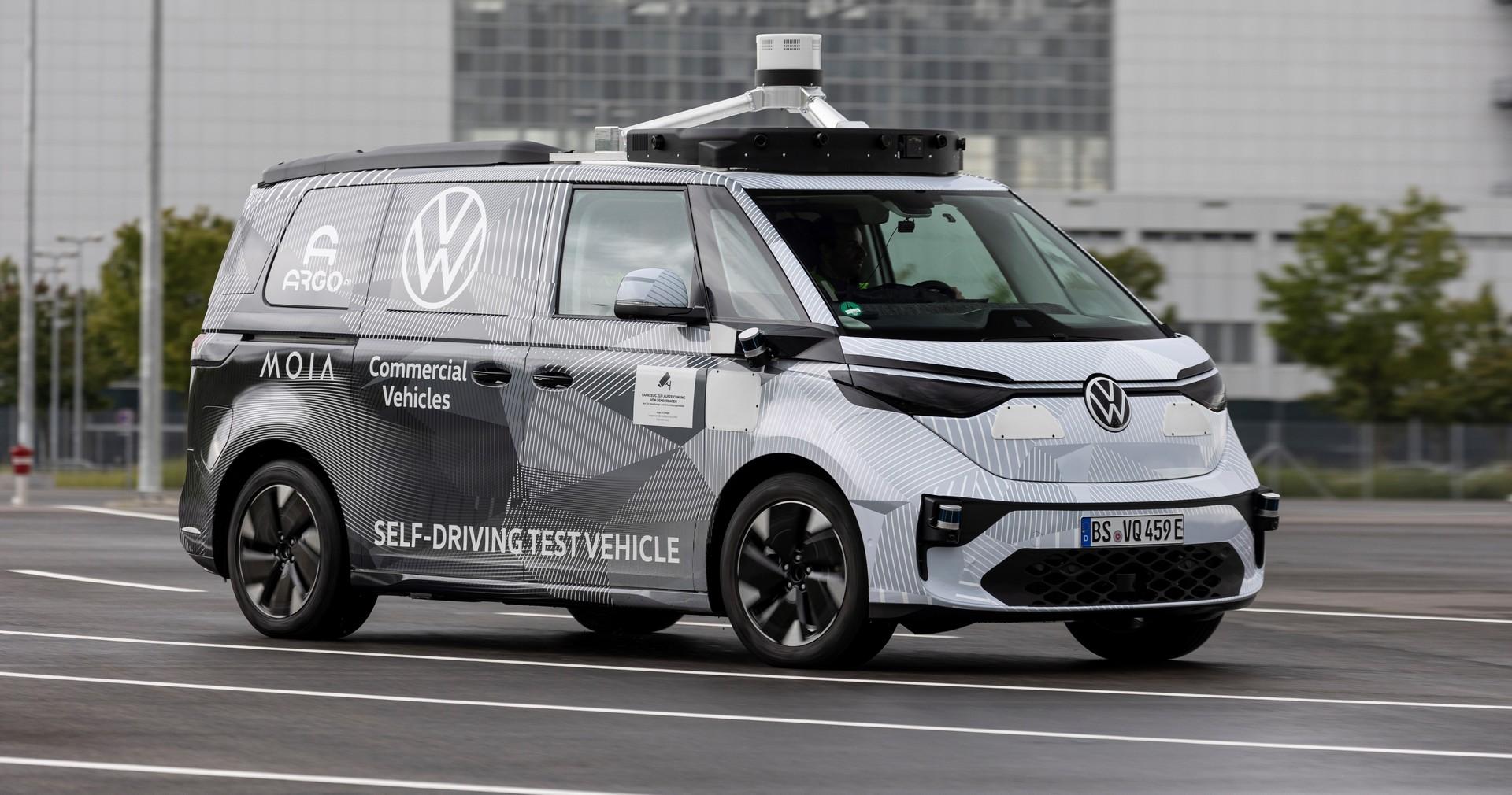 Volkswagen ID. Buzz AD Prototype: поблизок поглед на сериската верзија