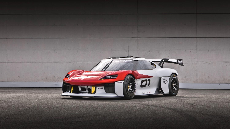 Mission R Concept – иднината на Porsche за тркачки патеки / ФОТО+ВИДЕО