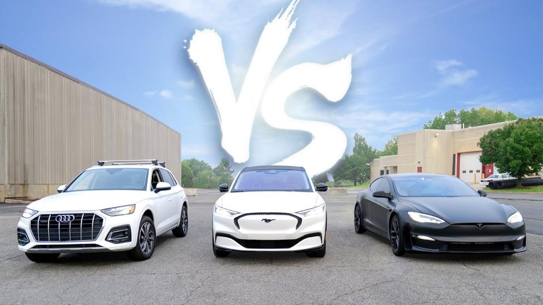 Може ли електричен автомобил на пат долг од 1.600 километри да биде побрз и поевтин од бензинец?