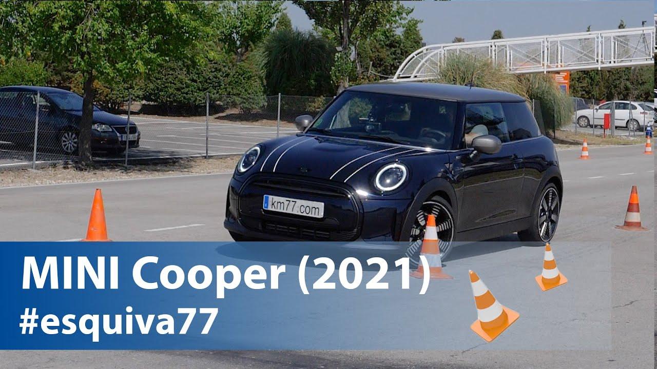 """2021 Mini Cooper на тест на """"северниот елен"""" / ВИДЕО"""