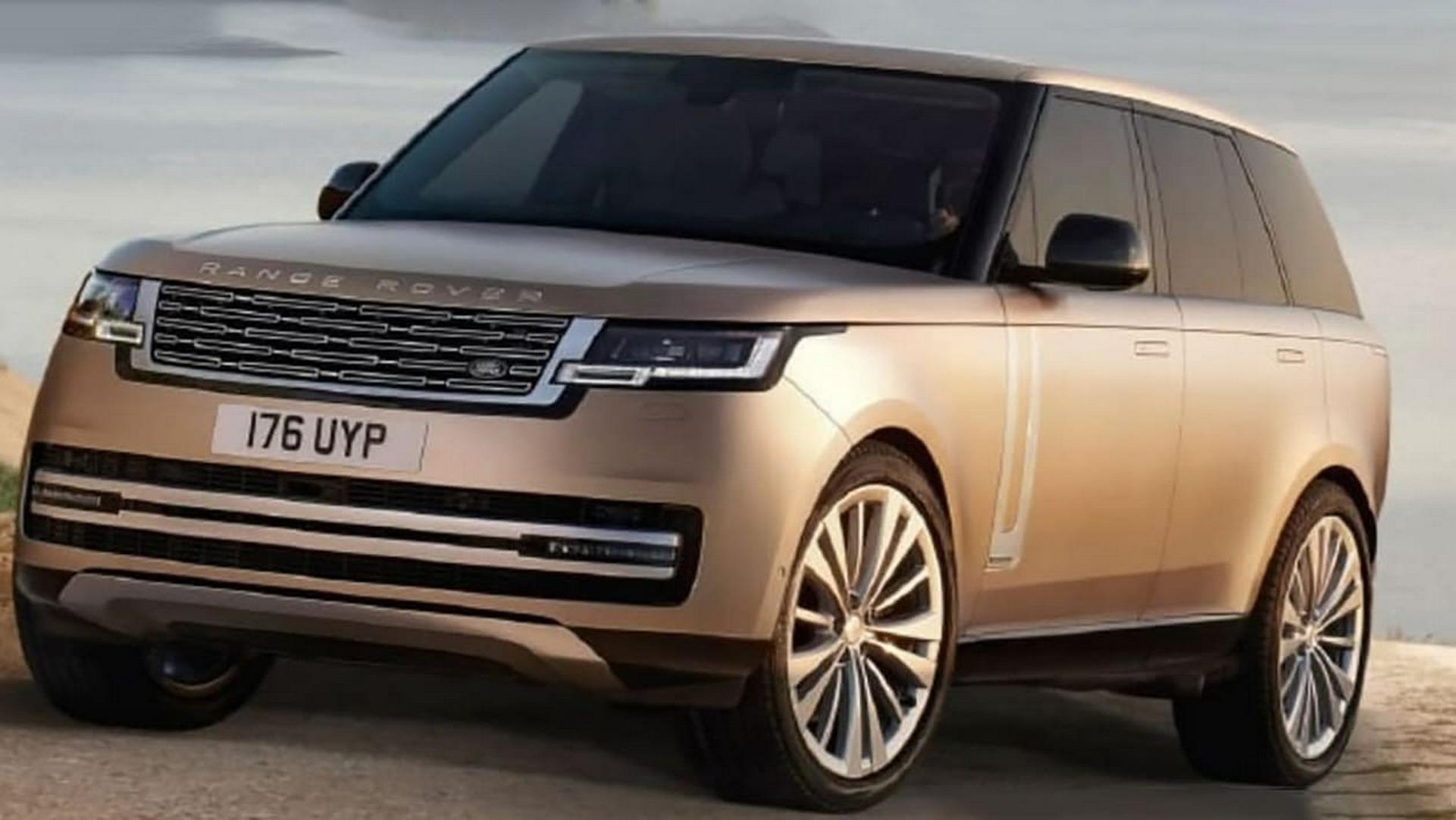 За да не чекате на премиерата – вака изгледа новиот Range Rover / ФОТО