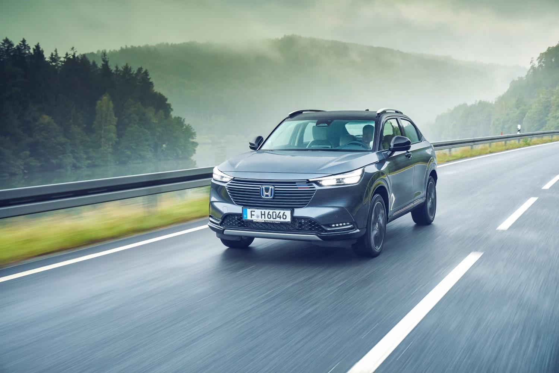 Honda го претстави својот втор електричен автомобил – HR-V e:HEV / ФОТО+ВИДЕО