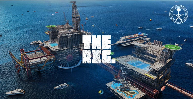 Нова функција: нафтена платформа ќе биде претворена во луксузен ресорт со три хотели! / ВИДЕО