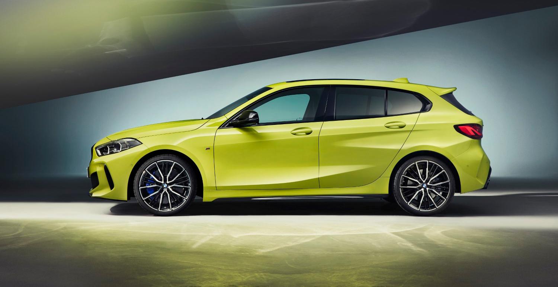 """Механички """"update"""" за BMW M135i xDrive за 2022 година / ФОТО"""